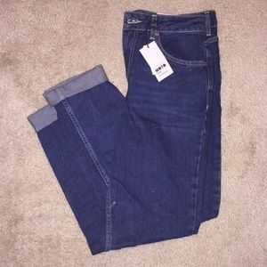 Topshop Moto Denim Size 6 NEW WITH TAGS